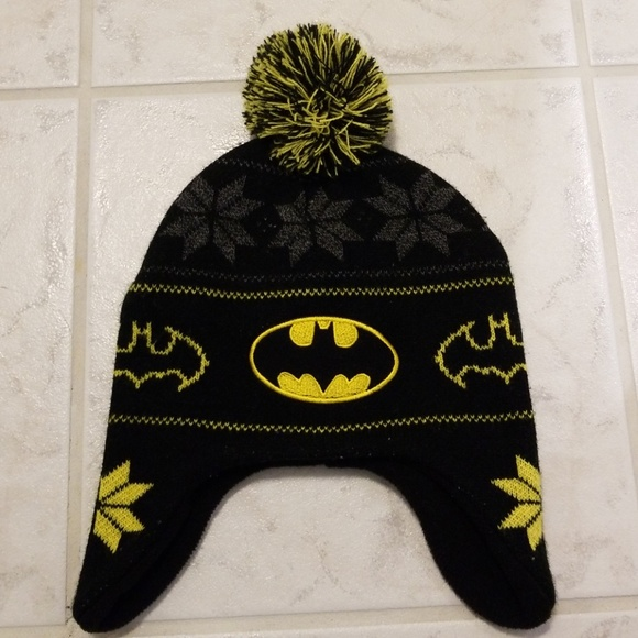 ca268422c46 Batman Other - Toddler Batman Winter Hat